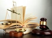 Servicios jurÍdicos en la materia de derecho laboral