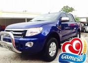 Ford ranger xlt 2.5 doble cabina 2013