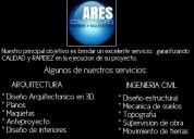 Ares constructores ingenieria y arquitectura