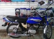 Suzuki ax100k6 mod. 2006 azul 96cc factura original 2 dueños placas 2018