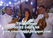 Trios musicales contreras cdmx