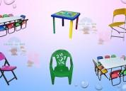Venta de mobiliario infantil