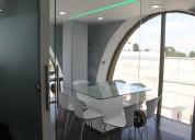 Cima r.n tu oficina equipada en torre zero desde $950