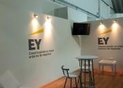 Montaje de stands a diseño en renta para expos, eventos, congreso