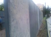 Renta de vallas tipo barricada de alta seguridad