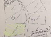Hurban vende terreno en cuatro vientos 10038 m2