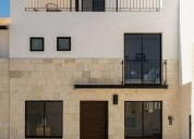 Hermosas casas en queretaro cerca de antea 150 m2