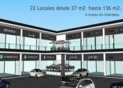 venta de locales en plaza punto inn san juan 28 m2