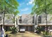 Privada kanahil en chuburna de hidalgo 3 dormitorios 160 m2