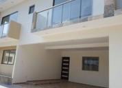 Boca del rio casa en renta en 3 niveles 3 dormitorios 86 m2