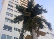 departamento en fraccionamiento las playas cond twin towers 1 dormitorios