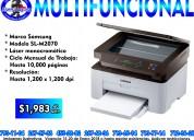 Multifuncional samsung sl-m2070