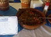 Taquizas para eventos de deliciosos guisados en tesistan..!