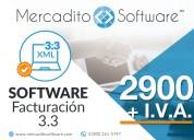 Software facturacion 3.3