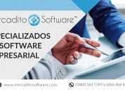 Mercadito software empresarial