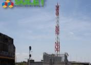 Torres para telecomunicaciones tz30 tz35 tz45 tz60 tz90