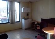 Rento  oficina  30 m2 amueblada en  pueblo  nuevo  zona  tejeda