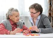 Cuidados para adultos mayores y personas enfermas