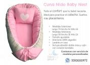 Cuna nido / baby nest guadalajara