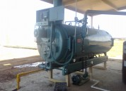 Caldera cleaver de 100 a 150 hp para hoteles
