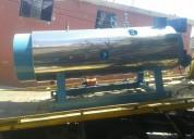 Caldera de 60 hp tipo marina nueva y automatica