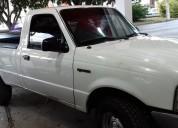 Ranger 2004 blanca hidraulica sin clima 4 cils cama larga , factura empresa placas nuevas 2018