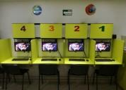 Oportunidad se vende mobiliario para montar cafe internet