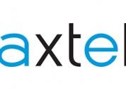 Axtel  planes para tu negocio, conmutador, troncales, telefonía e internet te visitamos llama