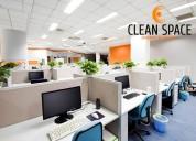 servicio de limpieza corporativa