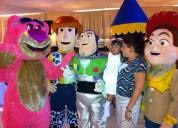Toy story show infantil