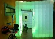 Renta de cabina fotografica por 1800 la hora