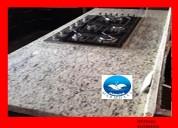 !!! todas las cubiertas son de granito natural para cocina !!!!