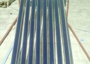 Calentadores solares sky power equipo 10 tubos