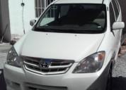 Toyota avanza automatica 2010