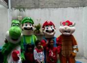 Mario bros show infantil cdmx