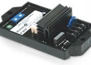 Reguladores de voltaje, plantas eléctricas