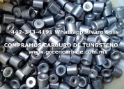 Compra venta carbide de tungsteno recoleccion en rosarito