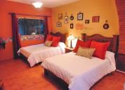 Aventurate a conocer la ciudad de méxico y hospédate con nosotros!!