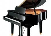 Ofrezco servicio de afinación de pianos