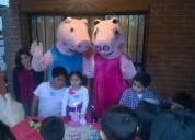 Pepa pig y george show infantil cdmx