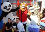 Kung fu panda show infantil cdmx