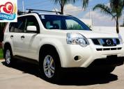 Hermosa nissan x-trail  exclusive cvt aut 4×4 2013