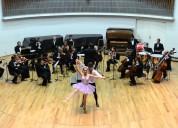 Orquesta sinfonica valses de strauss xv aÑos y mas