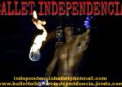 Fantastico show performance para tu fiesta o evento el azteca de plata