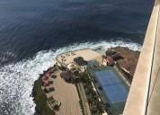 Renta de condominios amueblados con vista al mar 2 dormitorios