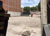 Terreno en venta en letran valle 420 m2