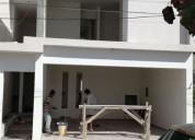 Lomas del mar casa nueva en venta con acceso a la azotea 3 dormitorios 105 m2