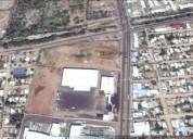 Terreno venta blvd quiroga y lazaro cardenas 18500 m2
