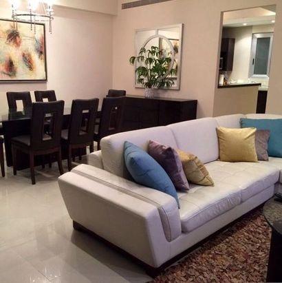 Espectacular Departamento Amueblado En El Condominio Lahia Cancun 3 dormitorios 234 m2