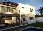 casa en renta amueblada privada paseos del mayab merida yucatan 4 dormitorios 525 m2